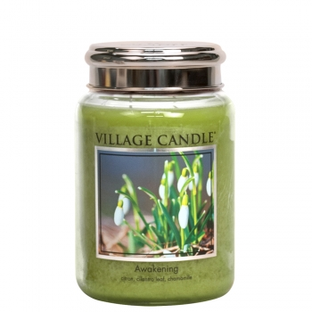 Village Candle Awakening 645 g - 2 Docht