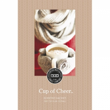 Bridgewater Candle Duftsachet Cup of Cheer