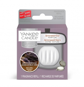 Yankee Candle Charming Scents Refill Dried Lavender & Oak