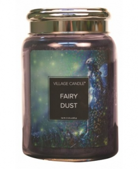Village Candle Fantasy Fairy Dust 645 g - 2 Docht