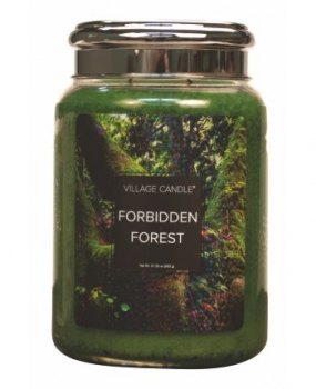 Village Candle Fantasy Forbidden Forest 645 g - 2 Docht