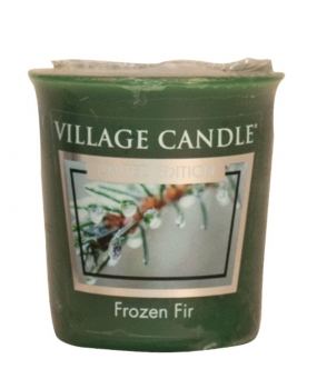 Village Candle Frozen Fir Votivkerze 57 g
