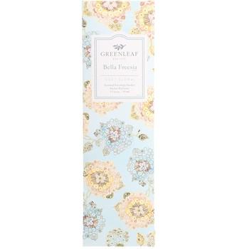 Greenleaf - Duftsachet Slim - Bella Freesia