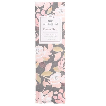 Greenleaf - Duftsachet Slim - Currant Rose