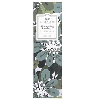 Greenleaf - Duftsachet Slim - Shimmering Snowberry
