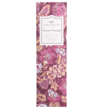 Greenleaf - Duftsachet Slim - Tuscan Vineyard
