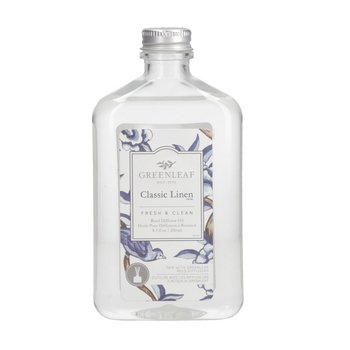 Greenleaf - Reed Diffuser Oil - Classic Linen 250ml