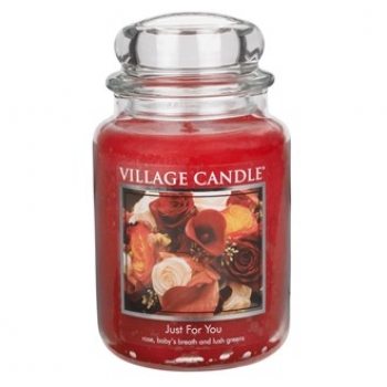 Village Candle Just For You 645 g - 2 Docht
