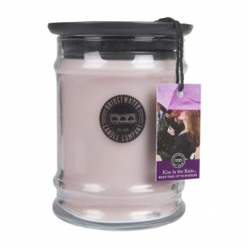 Bridgewater Candle Small Jar Kiss in the Rain 250 g