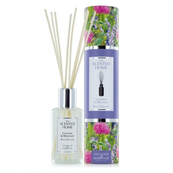 The Scented Home Lavender & Bergamot Reed Diffuser 150 ml