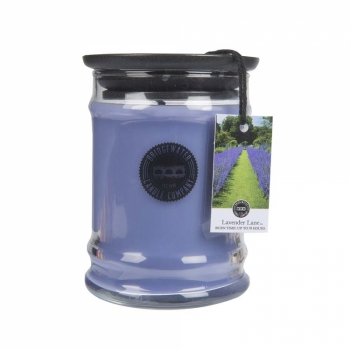 Bridgewater Candle Small Jar Lavender Lane 250 g