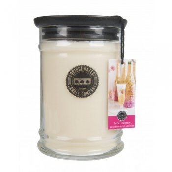 Bridgewater Candle Large Jar Let´s Celebrate 524 g