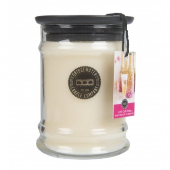 Bridgewater Candle Small Jar Let´s Celebrate 250 g