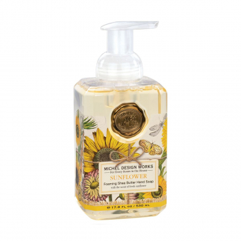 Michel Design Works Sunflower Schaumseife 530 ml