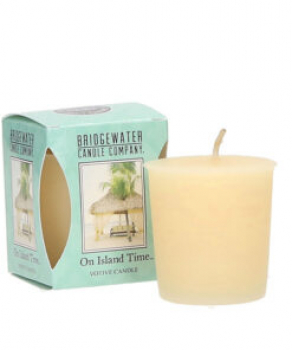 Bridgewater Candle On Island Time Votivkerze 56 g