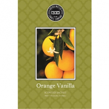 Bridgewater Candle Duftsachet Orange Vanilla