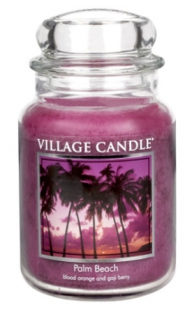 Village Candle Palm Beach 645 g - 2 Docht