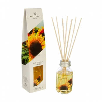 Wax Lyrical Fragranced Reed Diffuser 100 ml Sunflower Fields