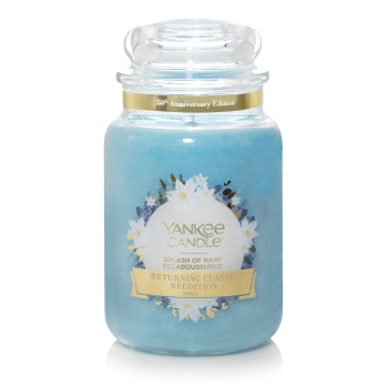 Yankee Candle Splash Of Rain 623 g