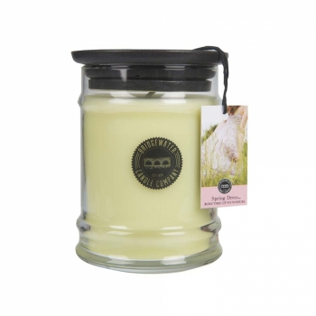 Bridgewater Candle Small Jar Spring Dress 250 g