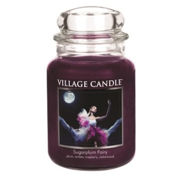 Village Candle Sugarplum Fairy 645 g - 2 Docht