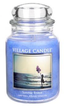 Village Candle Summer Breeze 645 g - 2 Docht