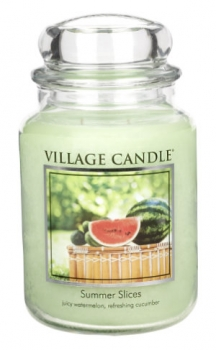 Village Candle Summer Slices 645 g - 2 Docht