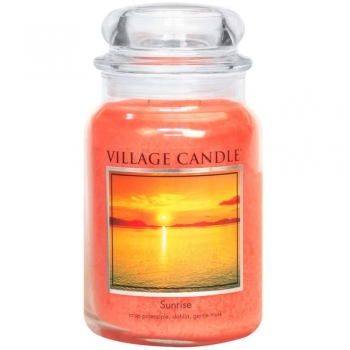 Village Candle Sunrise 645 g - 2 Docht