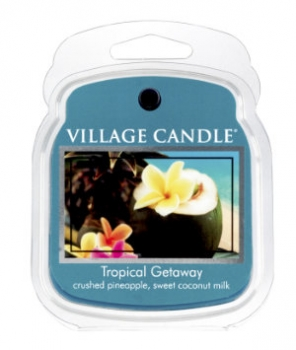 Village Candle Wax Melt Tropical Getaway 62 g