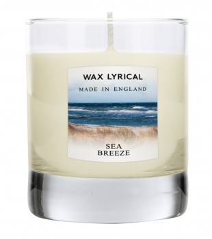Wax Lyrical Fragranced Boxed Candle Sea Breeze