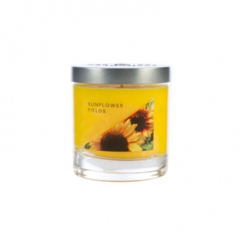 Wax Lyrical - Made in England - Sunflower Fields Medium Candle