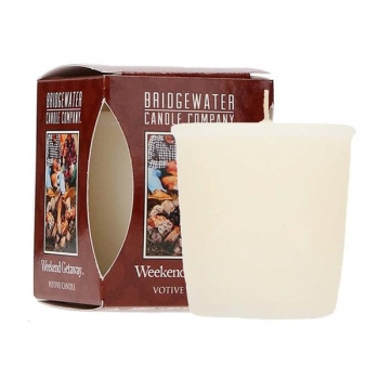 Bridgewater Candle Weekend Getaway Votivkerze 56 g