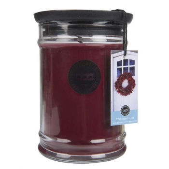 Bridgewater Candle Large Jar Welcome Home 524 g