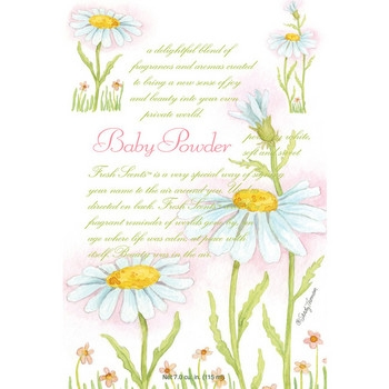 Willowbrook Fresh Scents -Duftsachet - Baby Powder