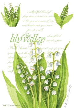 Willowbrook Fresh Scents -Duftsachet - Lily of the Valley
