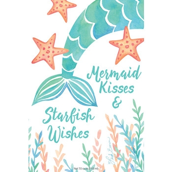 Willowbrook Fresh Scents -Duftsachet - Mermaid Kisses & Starfish Wishes