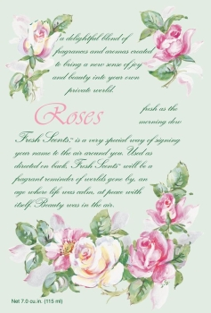 Willowbrook Fresh Scents -Duftsachet - Roses