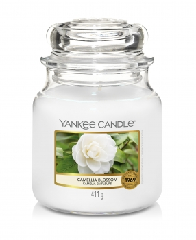 Yankee Candle Camellia Blossom 411 g