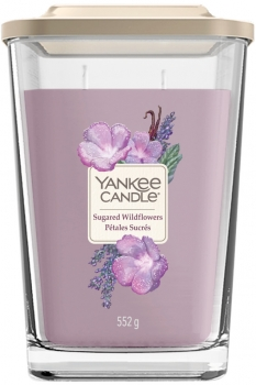 Yankee Candle Sugared Wildflowers 2-Docht 552 g