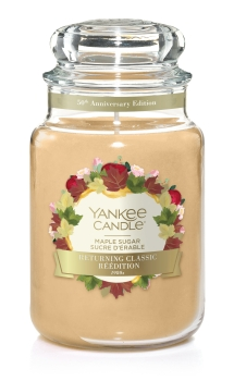 Yankee Candle Maple Sugar 623 g