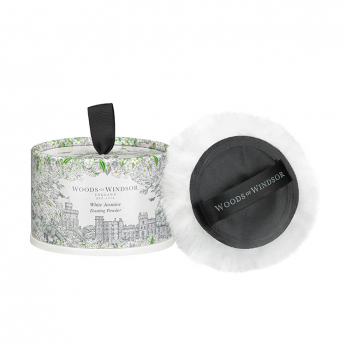 Woods of Windsor - Dusting Powder - White Jasmine 100 g