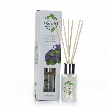 Ashleigh & Burwood - Earth Secrets - Parma Violet Diffuser klein 50 ml