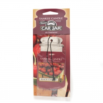 Yankee Candle Black Cherry Car Jar Single