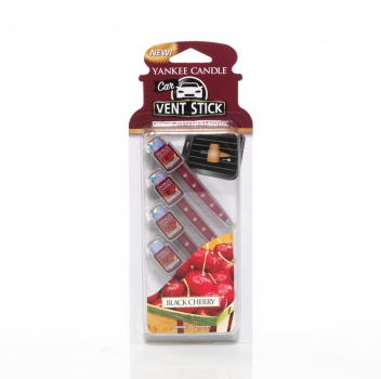 Yankee Candle Black Cherry Car Vent Stick