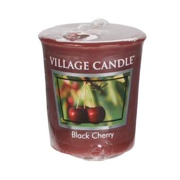 Village Candle Black Cherry Votivkerze 57 g