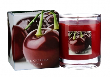 Wax Lyrical Fragranced Boxed Candle Red Cherries