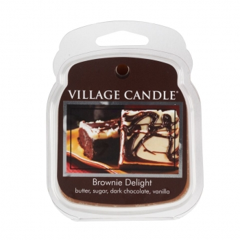 Village Candle Wax Melt Brownie Delight 62 g