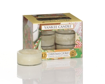 Yankee Candle Christmas Cookie Teelichte 118 g