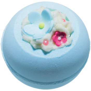 Bomb Cosmetics Cotton Flower Bath Blaster 160 g