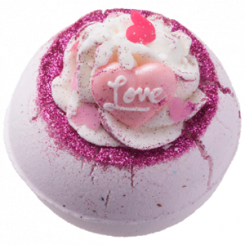 Bomb Cosmetics Fell in Love With a Swirl Bath Blaster 160 g